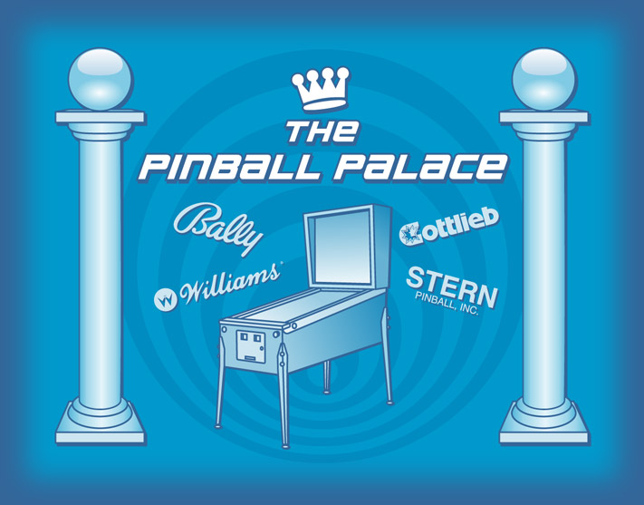 Welcome to the Pinball Palace